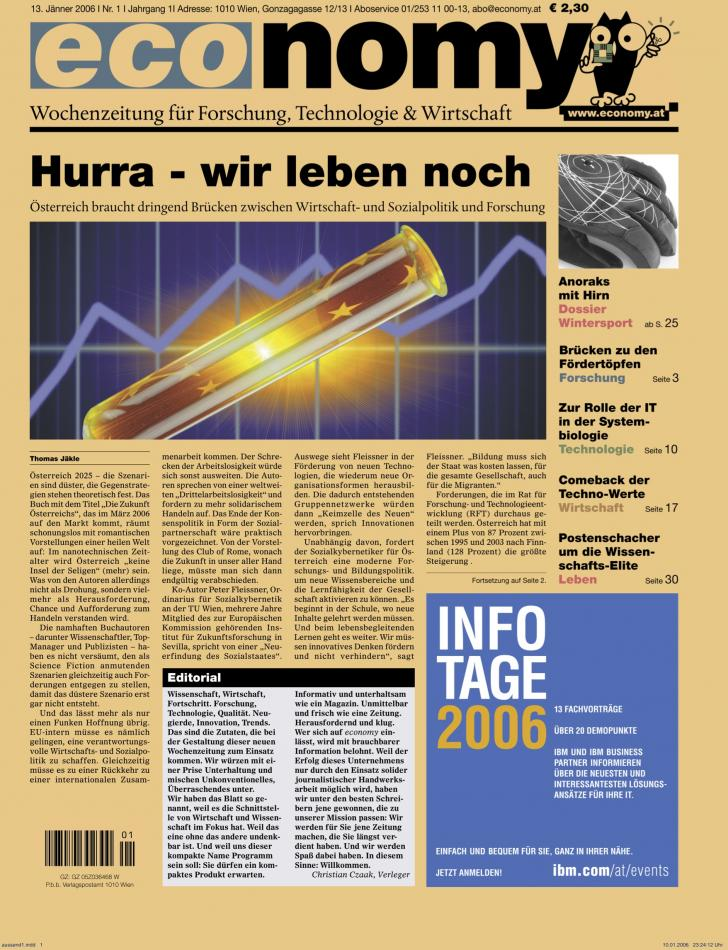 Heft Archiv 2006 - Seite 1