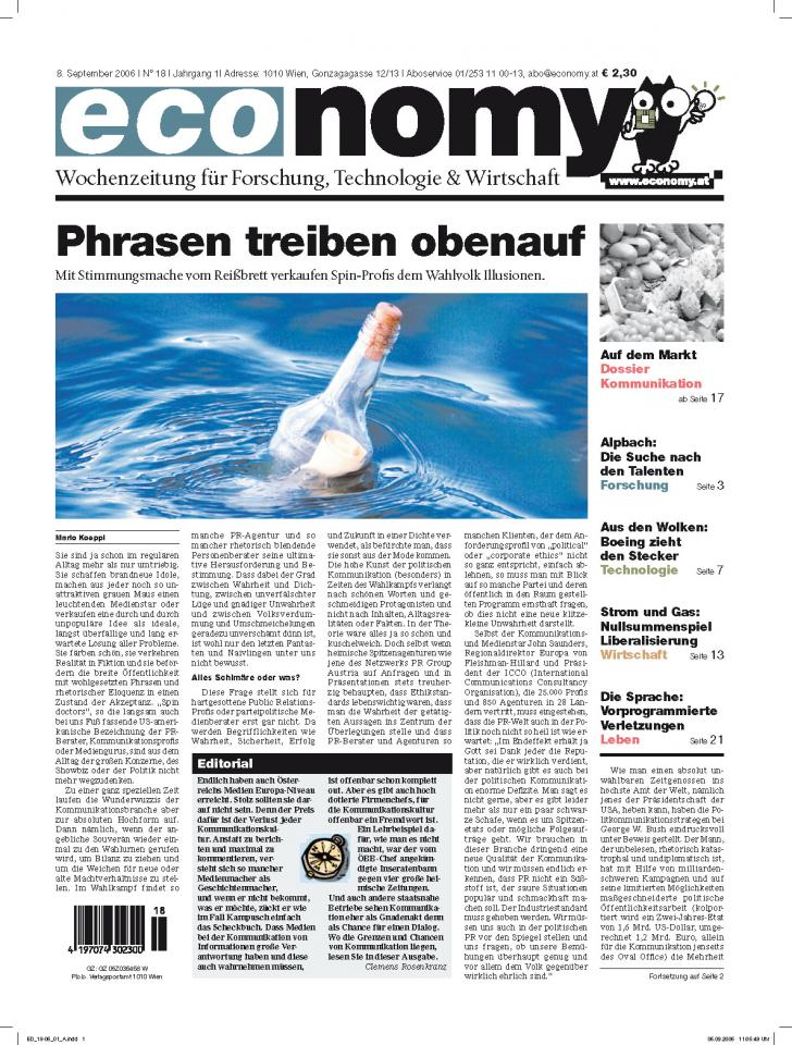 Heft Archiv 2006 - Seite 18