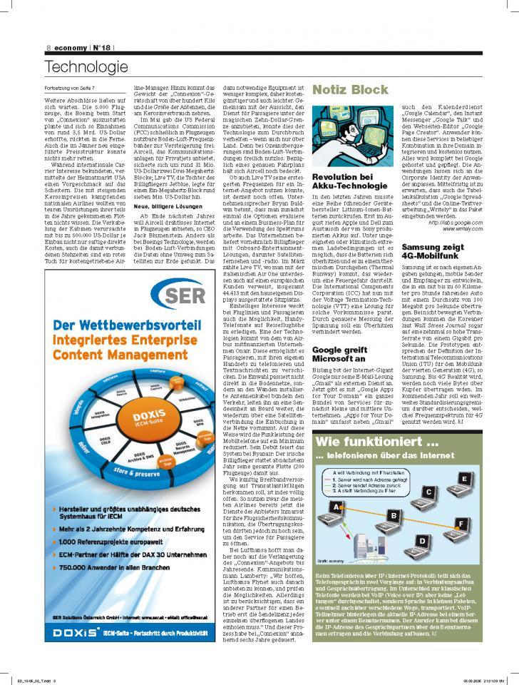 Heft Ausgabe Nr. 18 - Seite 8
