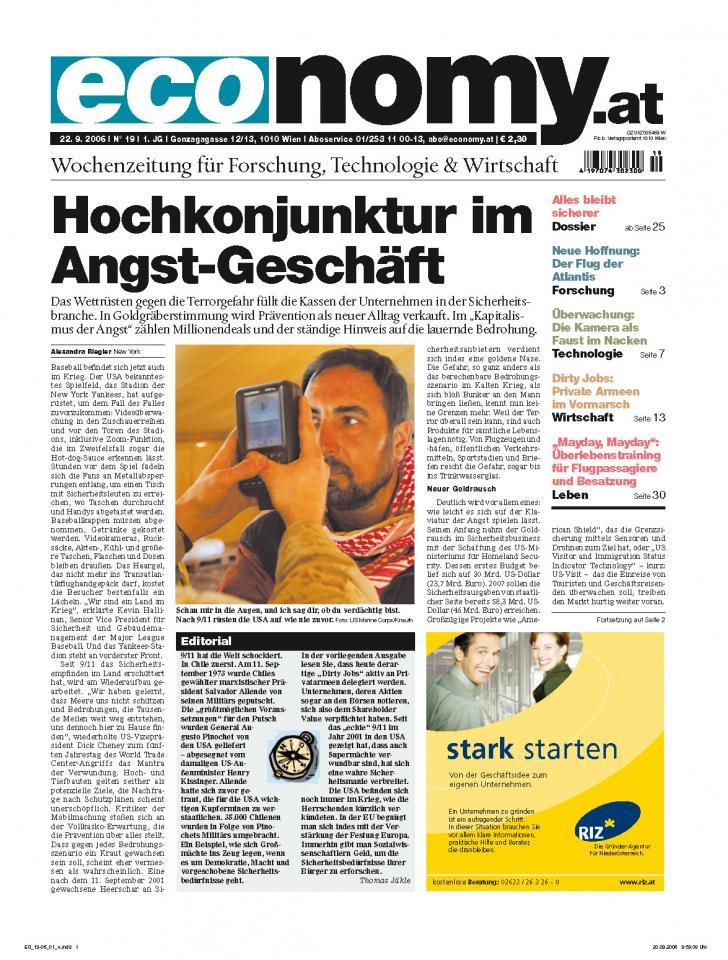 Heft Archiv 2006 - Seite 19