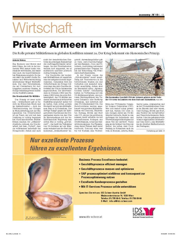 Heft Ausgabe Nr. 19 - Seite 13