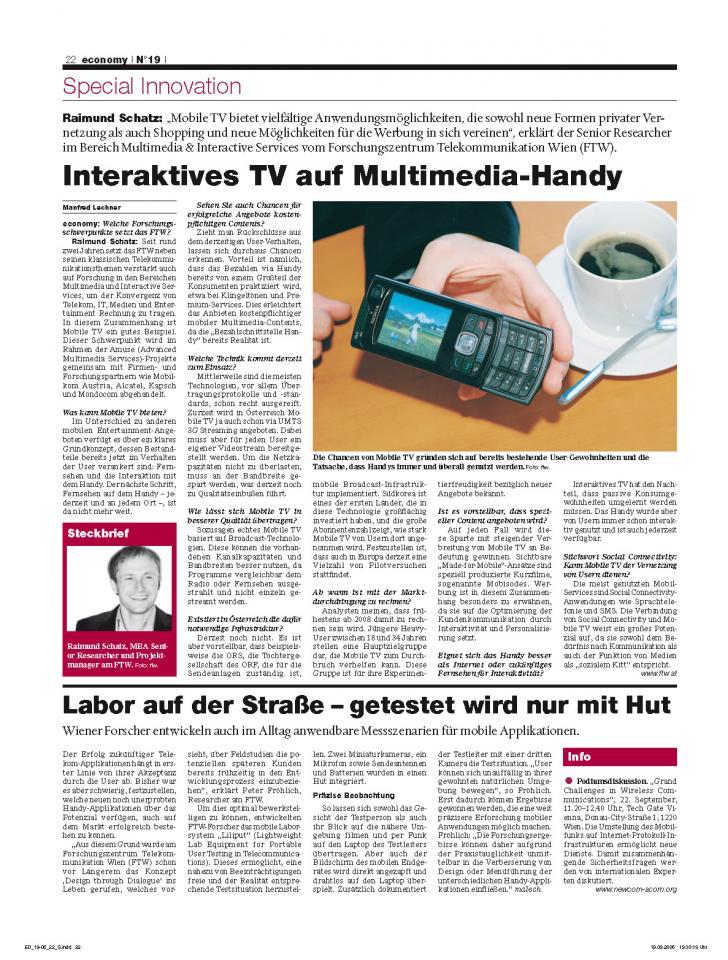 Heft Ausgabe Nr. 19 - Seite 22