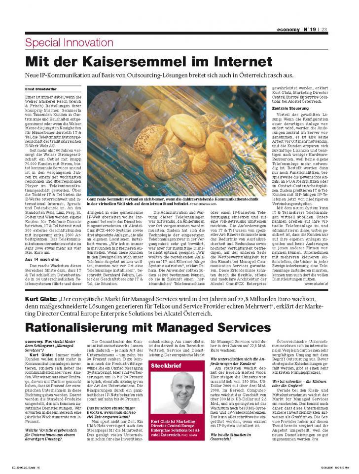 Heft Ausgabe Nr. 19 - Seite 23