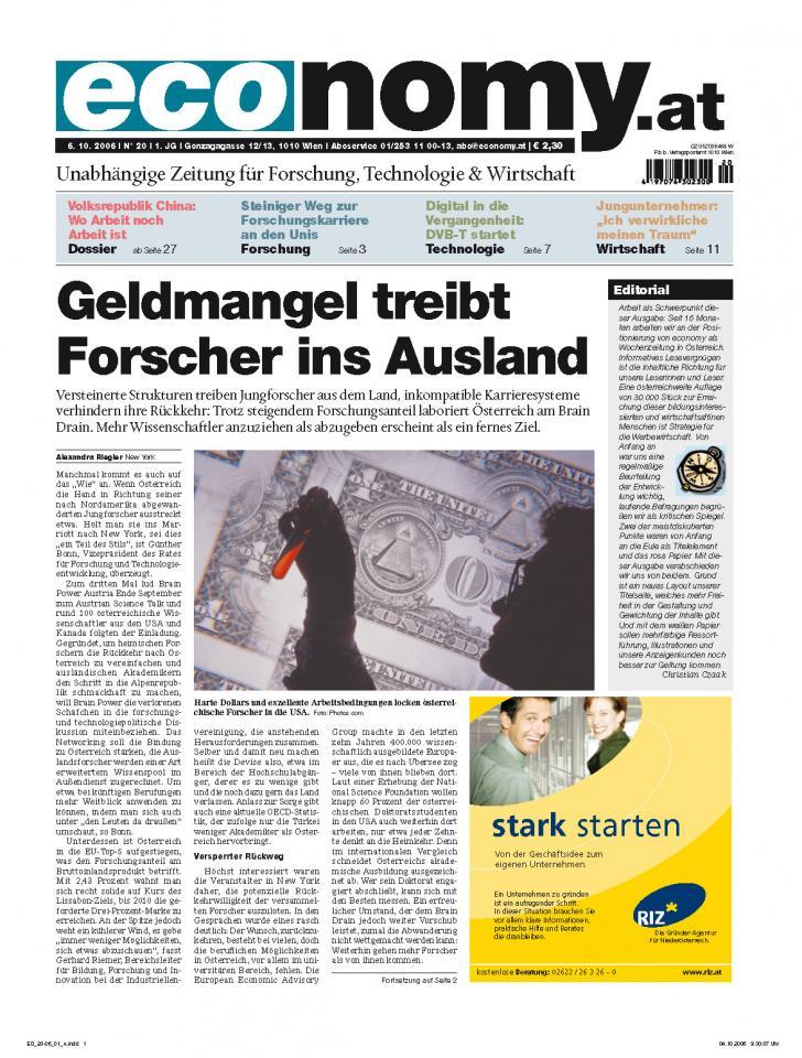 Heft Archiv 2006 - Seite 20