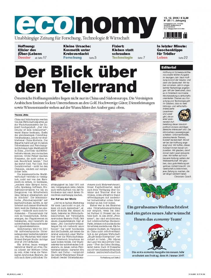 Heft Archiv 2006 - Seite 25