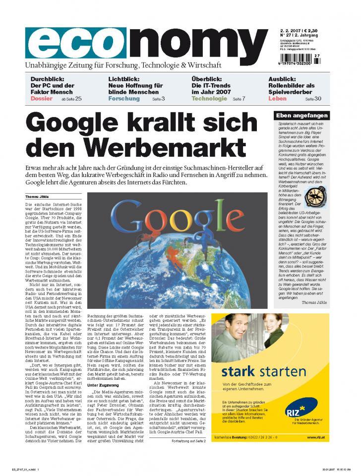 Heft Archiv 2007 - Seite 2