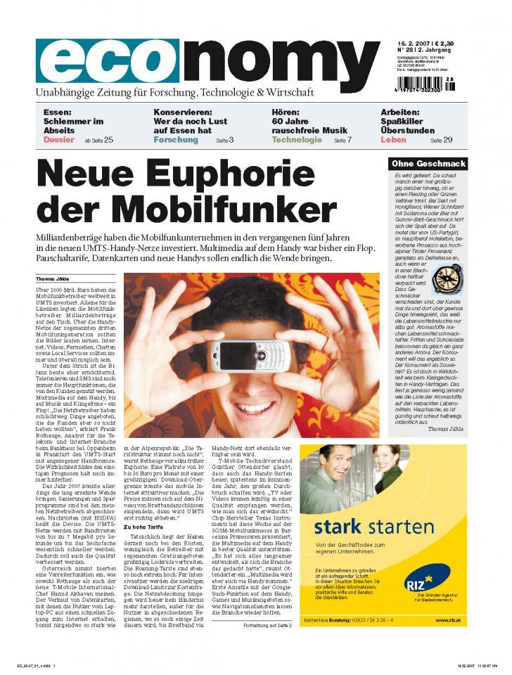 Heft Archiv 2007 - Seite 3