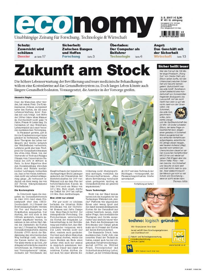 Heft Archiv 2007 - Seite 16