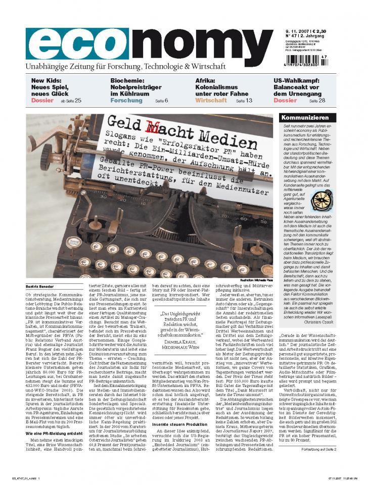 Heft Archiv 2007 - Seite 23
