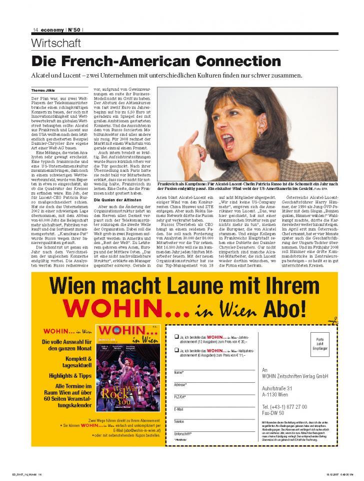 Heft Ausgabe Nr. 50 - Seite 14