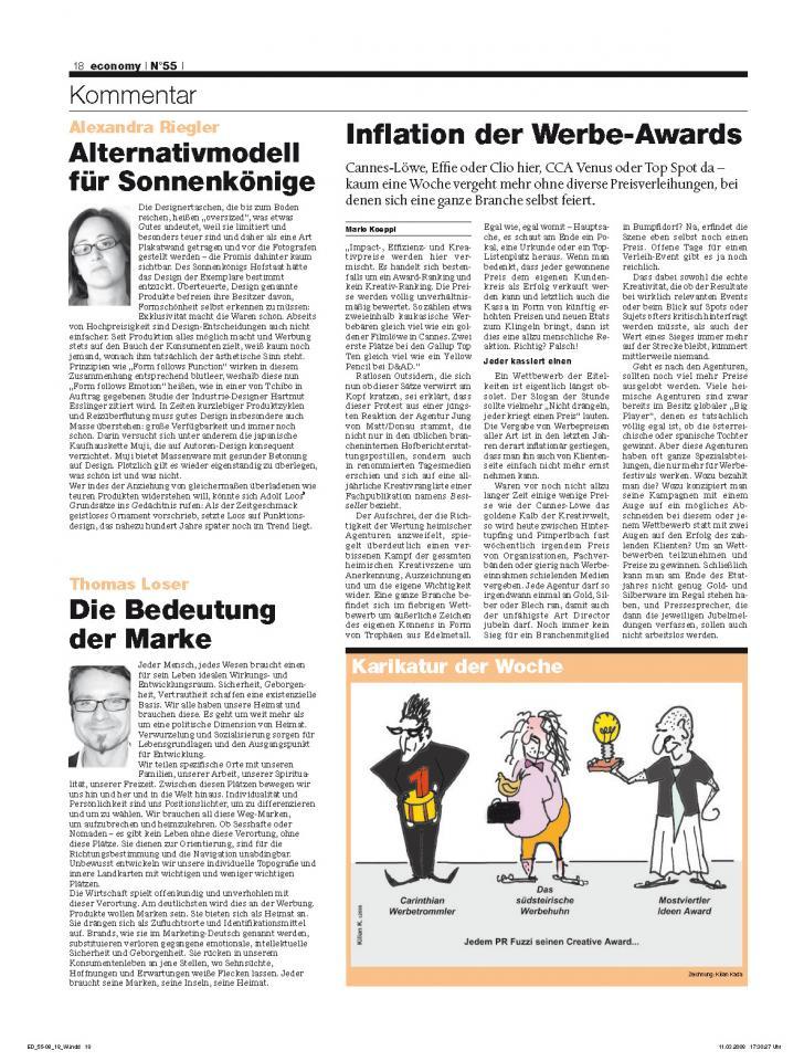 Heft Ausgabe Nr. 55 - Seite 18