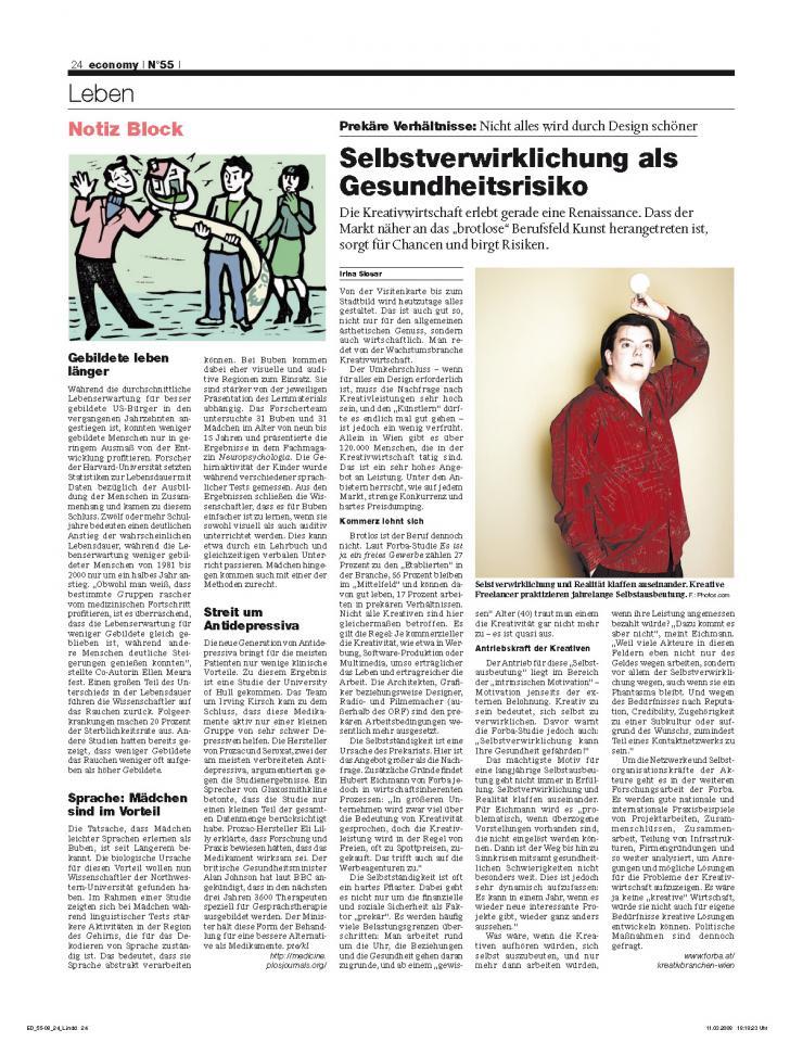 Heft Ausgabe Nr. 55 - Seite 24
