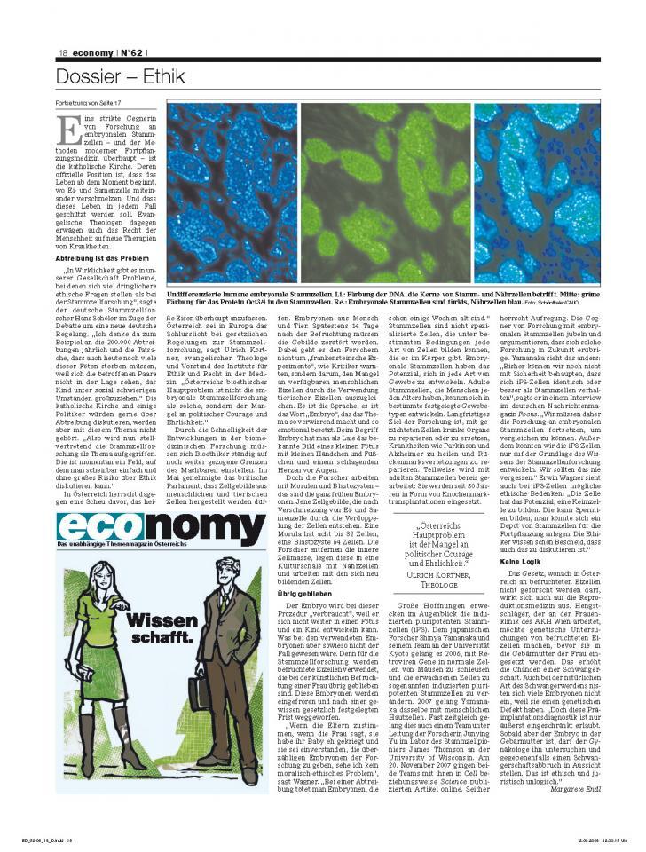 Heft Ausgabe Nr. 62 - Seite 18