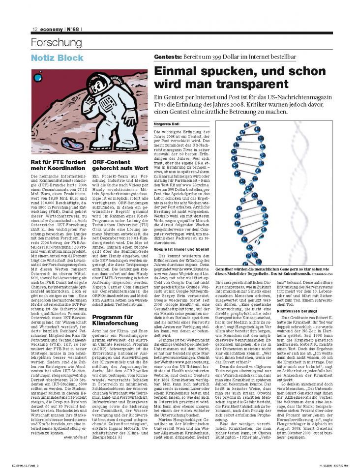 Heft Ausgabe Nr. 68 - Seite 12