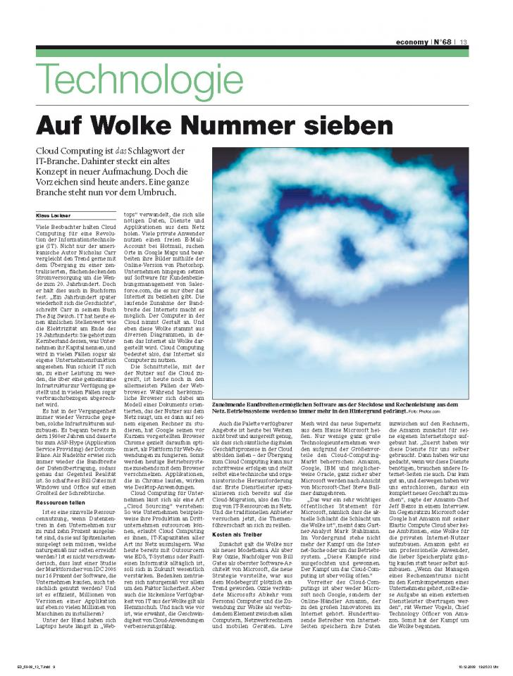 Heft Ausgabe Nr. 68 - Seite 13