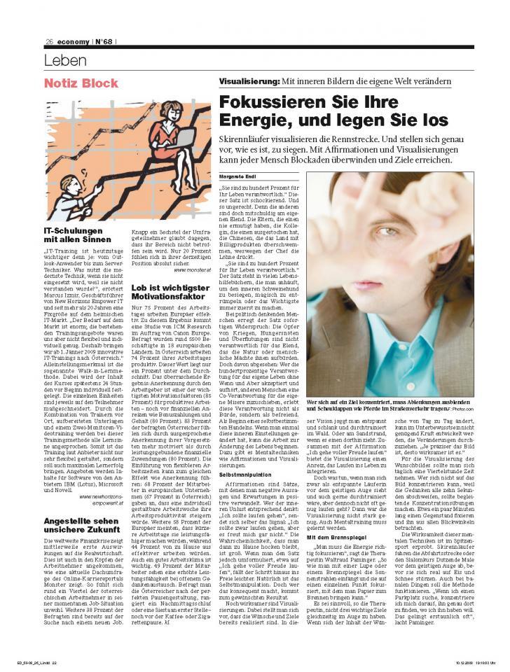 Heft Ausgabe Nr. 68 - Seite 26