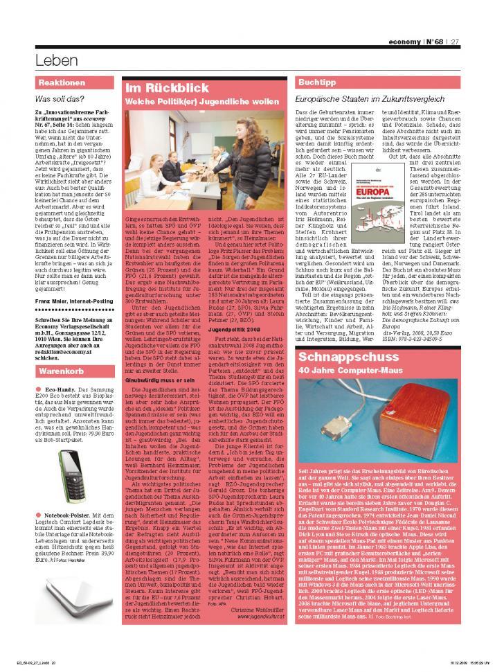 Heft Ausgabe Nr. 68 - Seite 27
