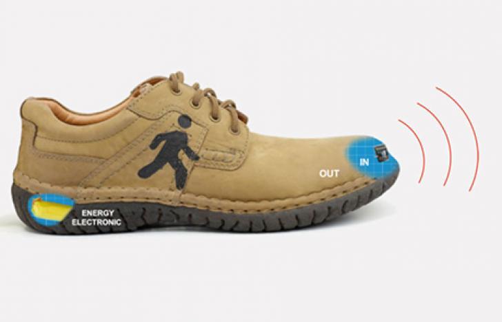 Der sehende Schuh