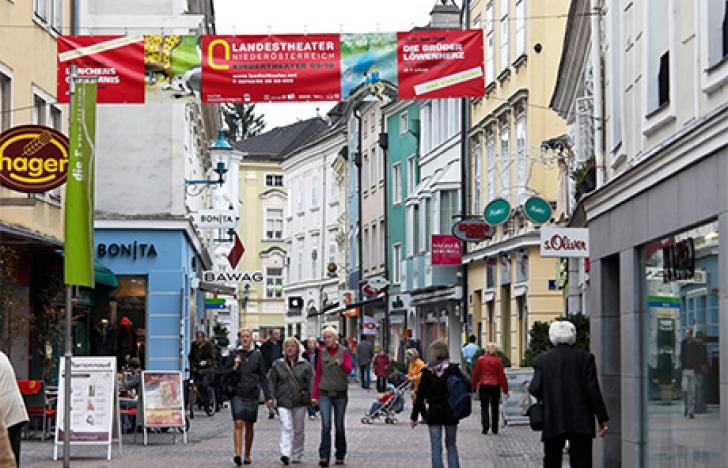 Kulturmetropole St. Pölten