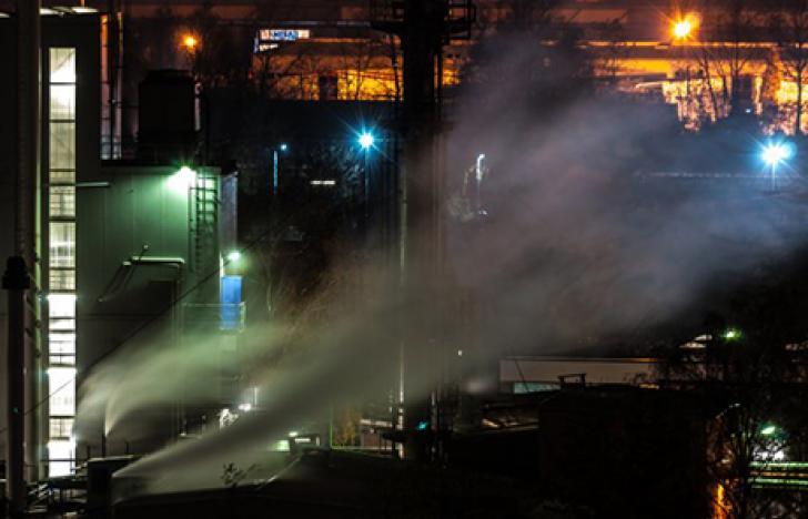 Dampf aus Österreich