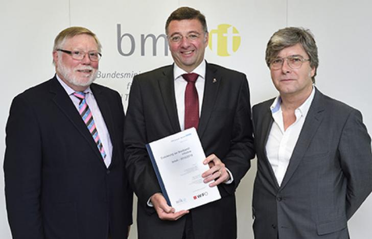 Österreichweite Abdeckung bei Breitband-Internet bis 2020