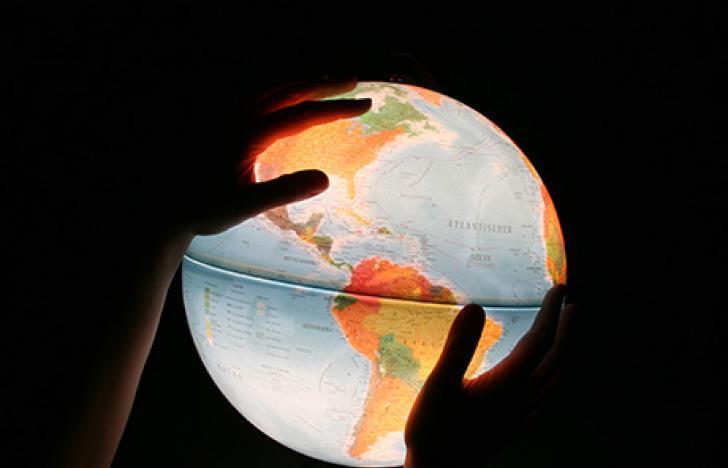 Die Welt im Jahre 2030