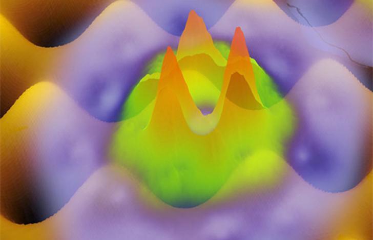Neuartige Quanten-Bits in zwei Dimensionen