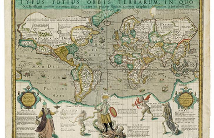 Die Digitalisierung von fünf Jahrhunderten
