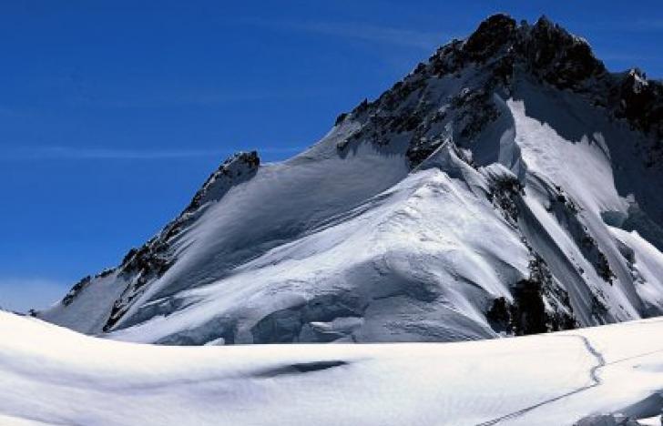 Das exakte Alter eines Gletschers