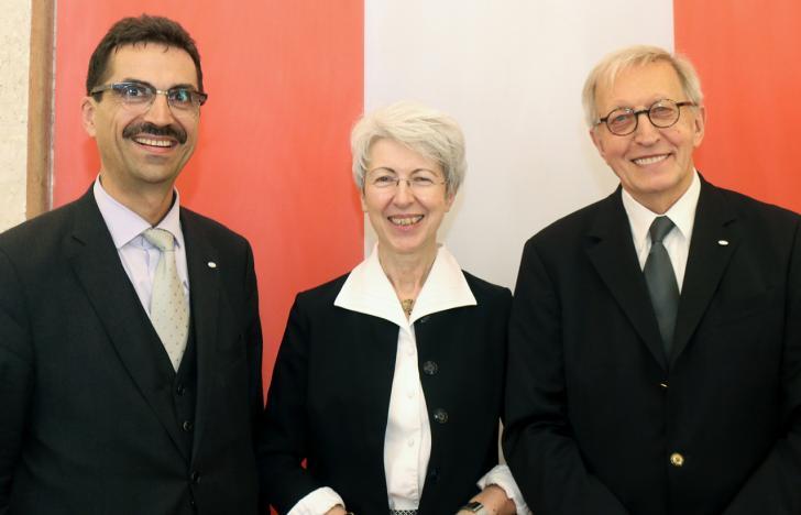 Neue Leitung für wirtschaftsnahe Forschung
