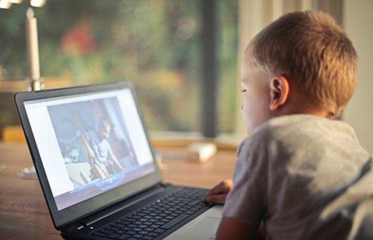 Kleinstkinder und digitale Medien