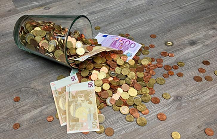 Viele Hundert Milliarden Euro