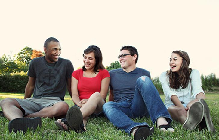 Perspektiven für junge Menschen
