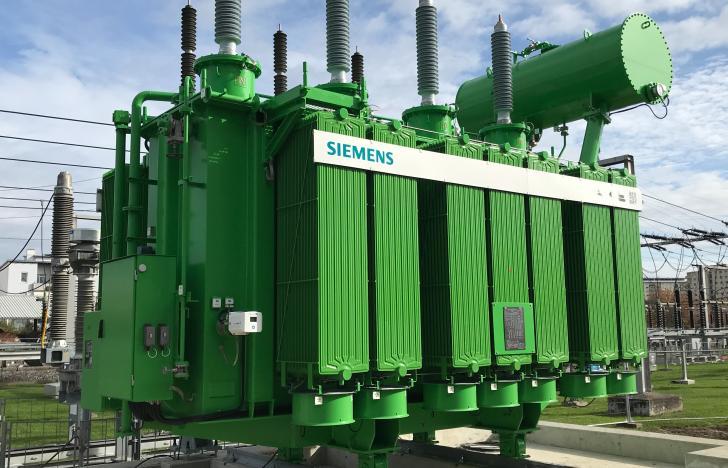 Nachhaltig grüner Strom